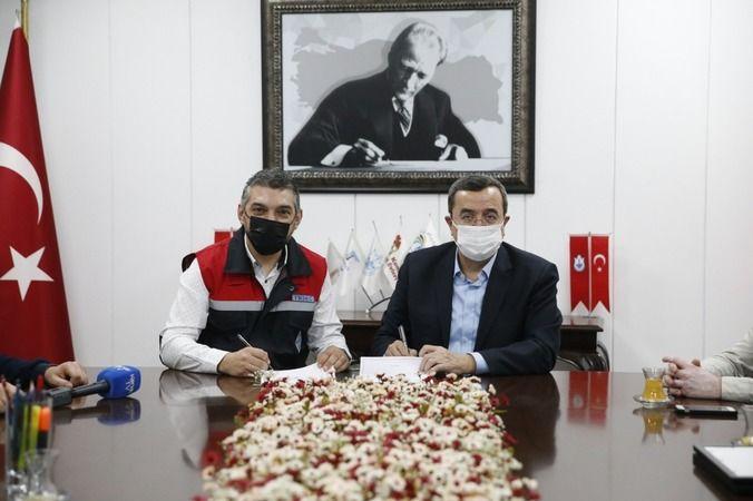 Konak'ta Afet İletişim ve Koordinasyon İstasyonu kuruluyor