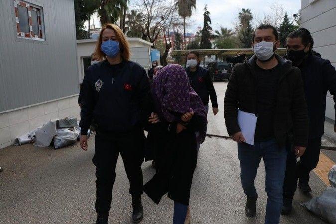 Gelin ile annesine ev hapsi cezası verildi