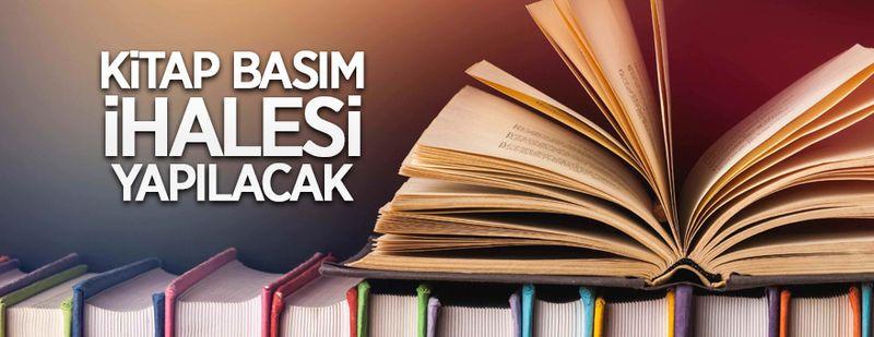 İstanbul Bilgi Üniversitesi kitap basım ihalesi yapacak