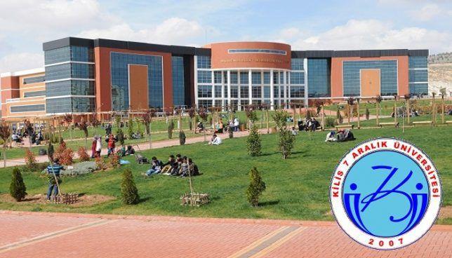 Kilis 7 Aralık Üniversitesi öğretim görevlisi ve araştırma görevlisi alacak