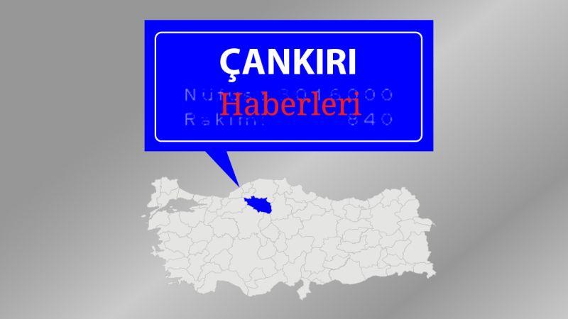 Çankırı'da minibüs bariyerlere girdi: 2 ölü, 1 yaralı