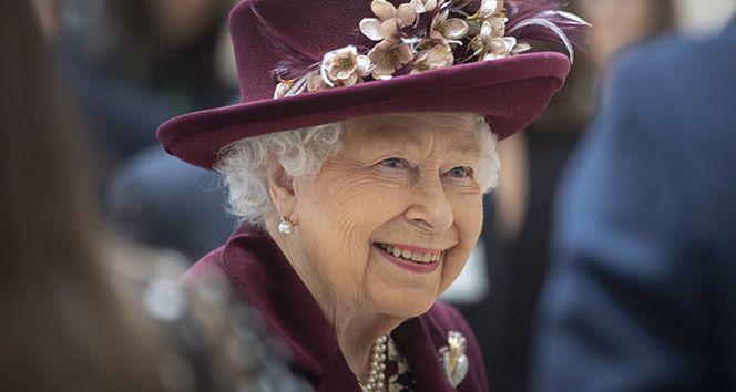 Kraliçe II. Elizabeth: 'Bize gösterilen tüm destek ve iyilik için teşekkür ederiz'