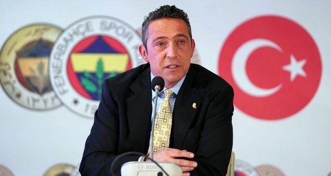 Başkan Ali Koç: 'Biz işimize bakacağız, sahanın içinde olacağız'