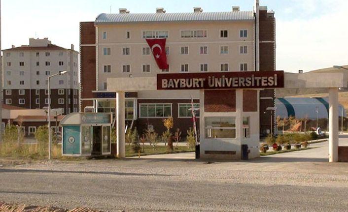 Bayburt Üniversitesi 7 Öğretim Üyesi alıyor