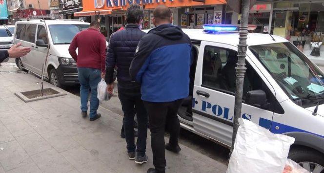 Kırıkkale'de kıraathaneye kumar baskını: 5 kişiye 44 bin 180 lira ceza