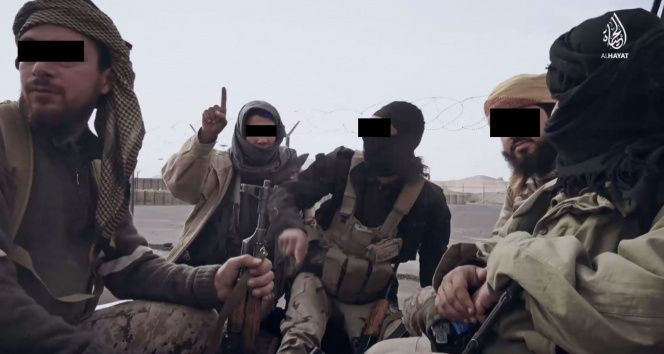 DEAŞ'ın kanlı eylem videolarındaki 4 kişi yakalandı