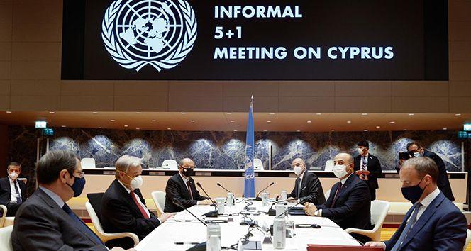 Bakan Çavuşoğlu'ndan Cenevre toplantısı sonrası açıklama!