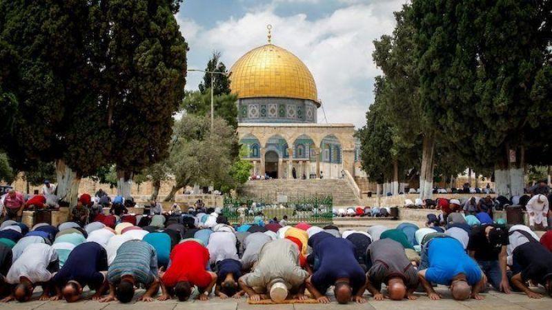 Hamas'tan tarihi çağrı! Mescid-i Aksa için 'Öfke Cuması'