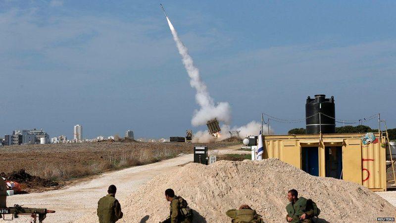 Gazze İsrail'i yıktı geçti! ABD'den 1 Milyar dolarlık yardım talebi