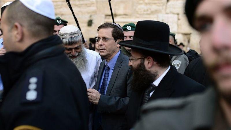 Son Dakika! Siyonist İsrail'in yeni Cumhurbaşkanı Isaac Herzog oldu