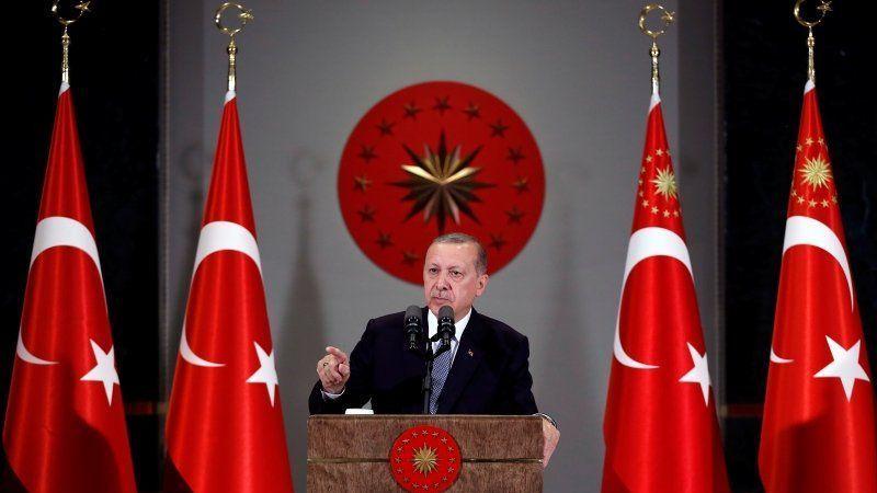 Erdoğan 3. kez aday olacağını açıkladı! Erken seçim kapıda mı?