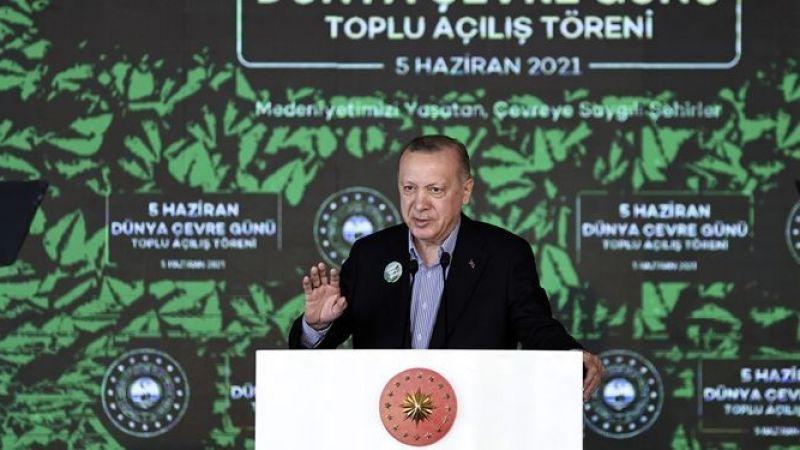 Cumhurbaşkanı Erdoğan'dan deniz salyası talimatı