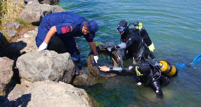 Karadeniz'den sadece 30 dakikada çıkanlar pes dedirtti