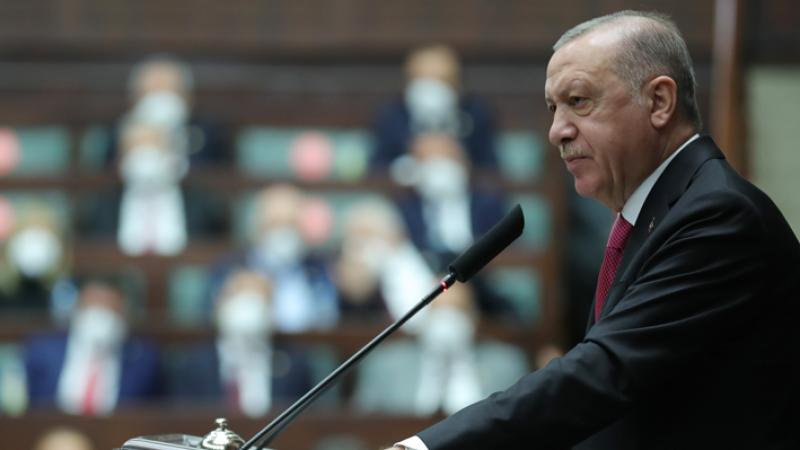 Cumhurbaşkanı Erdoğan: Neymiş millet açmış, buyurun doyuruverin