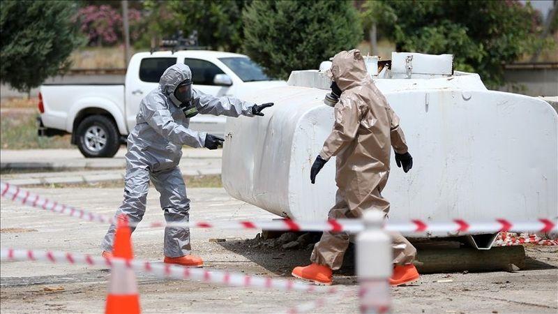 Fabrikada zehirli kimyasal sızıntısı! 8 kişi öldü