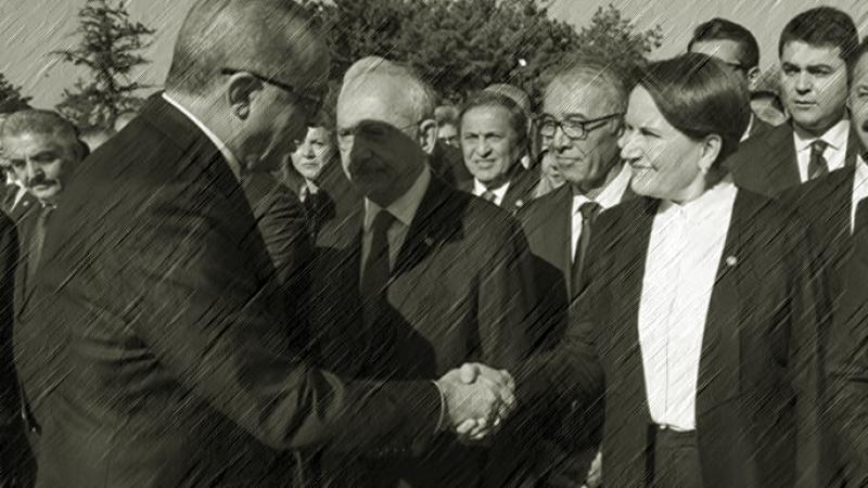 Akşener'in Erdoğan'ı Netanyahu'ya benzetmesi AKP'de ipleri kopardı