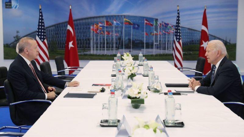 Erdoğan-Biden zirvesinde basın krizi! Her şeyi Türklerden öğrendik
