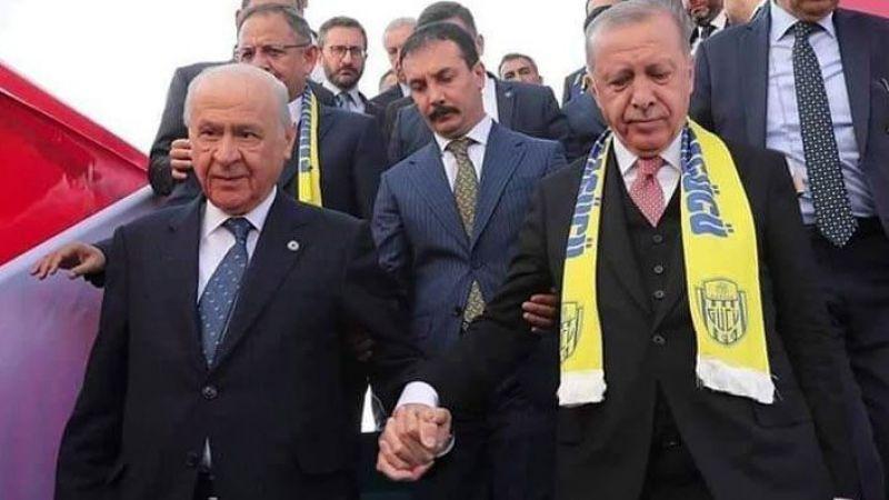 """""""Hamdolsun AKP de Erdoğan da Bahçeli de gidici"""""""