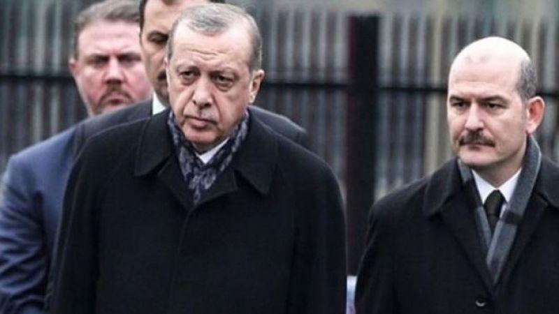 Erdoğan MİT'ten brifing aldı! Süleyman Soylu gözden çıkarıldı iddiası