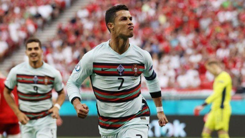 Portekiz sonradan açıldı; Ronaldo tarihe geçti!