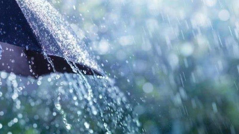 Meteoroloji'den o illere yağış uyarısı