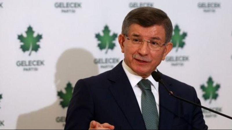 Davutoğlu'ndan Kanal İstanbul tepkisi: İstanbul için bir felakettir