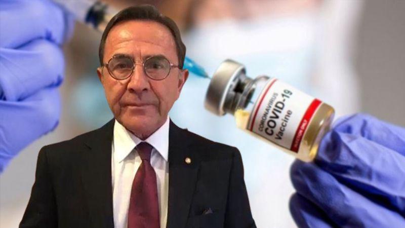 Prof. Dr. Müftüoğlu: Karar sizin ya aşı ya Covid!