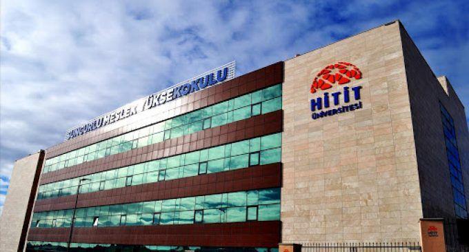 Hitit Üniversitesi 35 Öğretim Üyesi alıyor