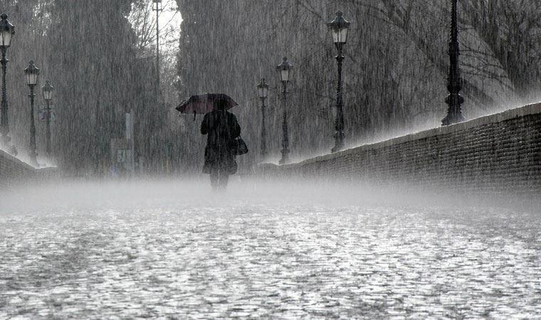 Meteoroloji o illeri uyardı: Gök gürültülü sağanak yağışlı geçecek