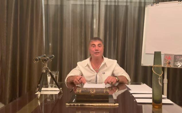 Sedat Peker'den AKP'ye sert sözler: Madem pisliğim neden kahve aldınız