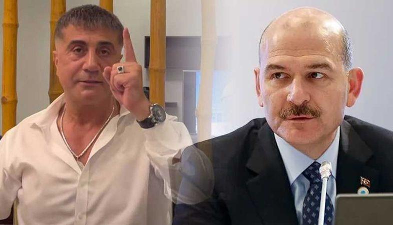 Sedat Peker'den Soylu'nun sigorta şirketine dair çarpıcı açıklama