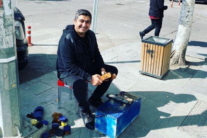 Sezgin Baran Korkmaz'a ait boya sandığını kim aldı?