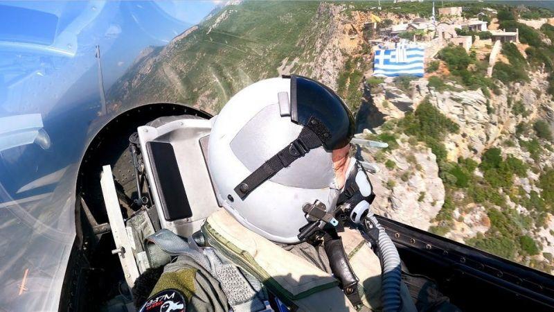 NATO zirvesinden sonra Yunandan tahrik! Ege adalarında uçtu