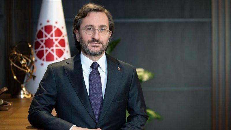 İletişim Başkanı Altun'dan 'müzik sınırlaması' açıklaması