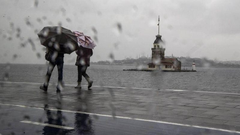 Meteoroloji'den İstanbul dahil çok sayıda ile uyarı: O saatlere dikkat