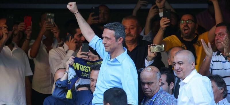 F.Bahçe başkanlık seçimi: Ali Koç'un listesinde 'Aziz Yıldırım' sürprizi