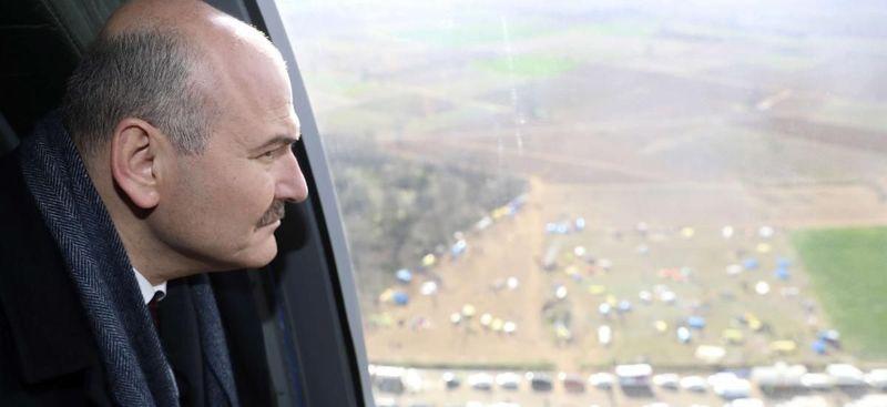 'Süleyman Soylu, SBK'nın uçağını taksi gibi kullandı' iddiası