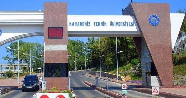 Karadeniz Teknik Üniversitesi 6 öğretim elemanı alacak