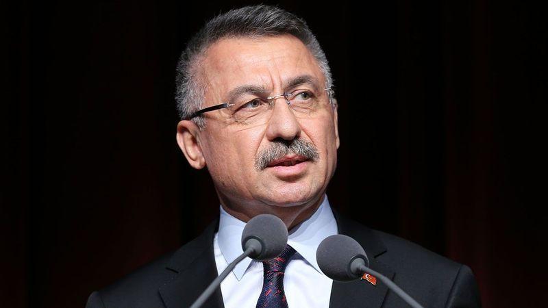 """""""Hükümetin meselesi Fuat Oktay'ı da ilgilendirir"""""""