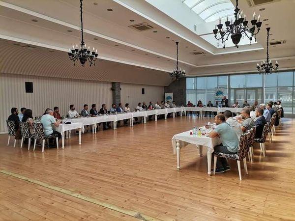 Tüm partilerden ortak toplantı! 'Memleket Masası' kuruldu