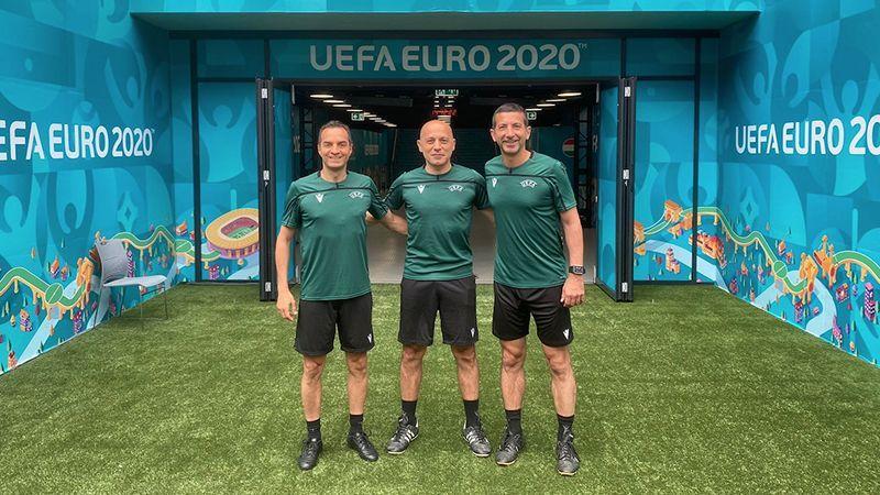 Avrupa Futbol Şampiyonası final maçını Cüneyt Çakır mı yönetecek?