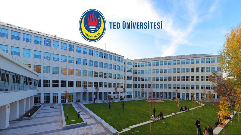 TED Üniversitesi 13 Araştırma Görevlisi ve Öğretim Görevlisi alıyor