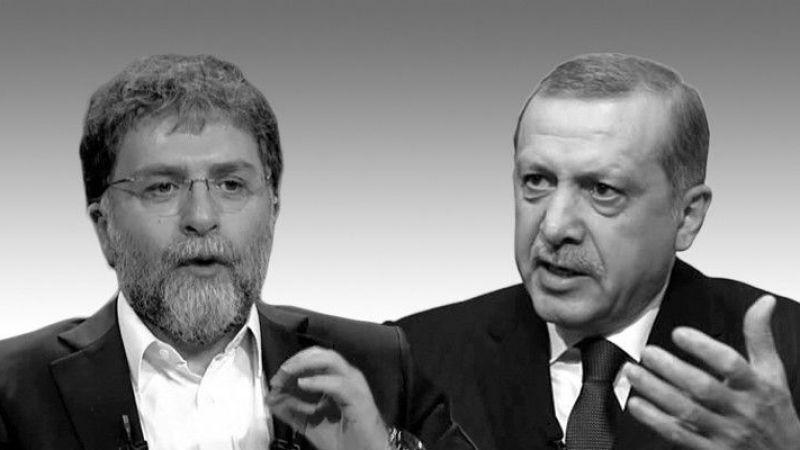 Ahmet Hakan'dan Erdoğan'a 'gazete' tepkisi!