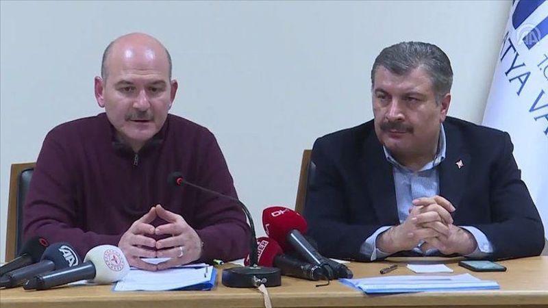 Sağlık şirketinden Fahrettin Koca ve Süleyman Soylu açıklaması geldi!