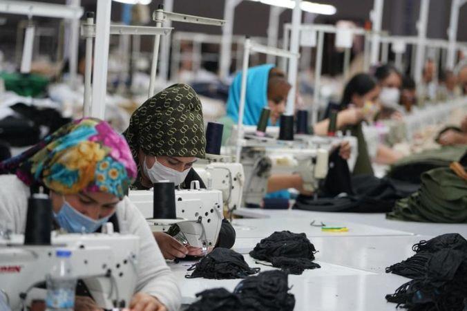 Yüksekova'dan 18 ülkeye tekstil ürünleri ihracatı