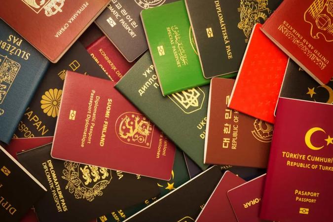 2021'in en güçlü pasaportları açıklandı! İşte Türkiye'nin sırası...