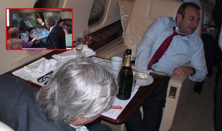 Egemen Bağış'ın şampanyalı fotoğrafı gerçek çıktı