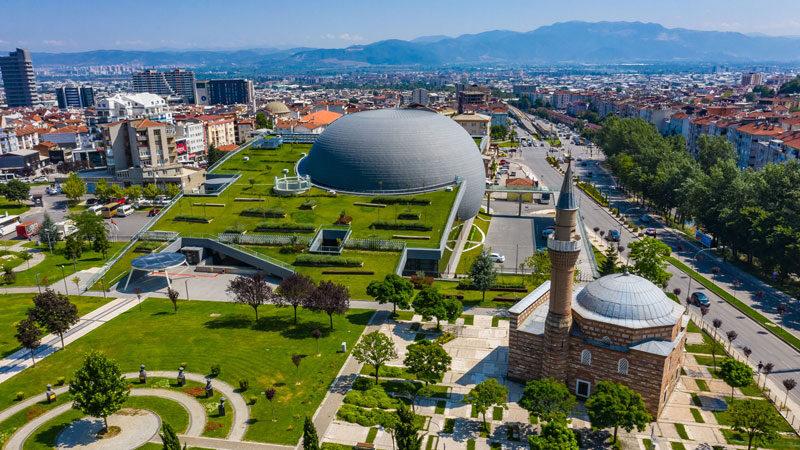 """Bursa'nın dünyaya açılan kapısı: """"Fetih Müzesi"""""""