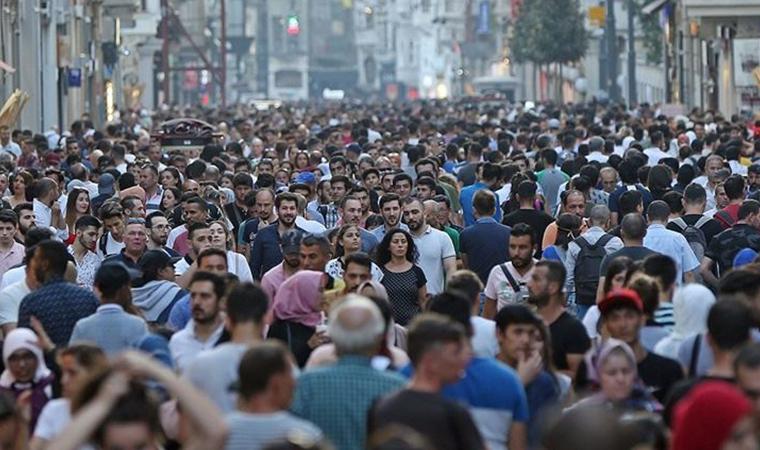 İşte Türkiye'nin en yüksek ve an az nüfusa sahip şehirleri