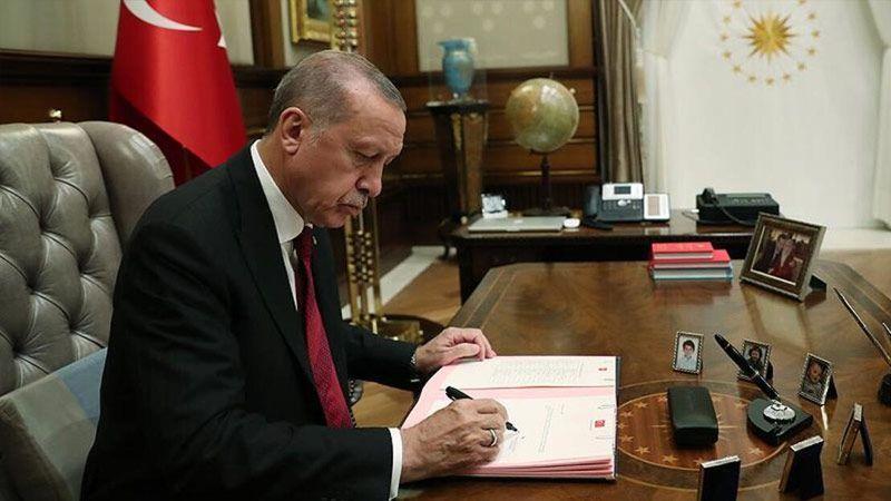 Erdoğan, TİHEK Başkanı Süleyman Arslan'ı görevden aldı!